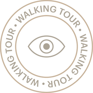 walking tour icon
