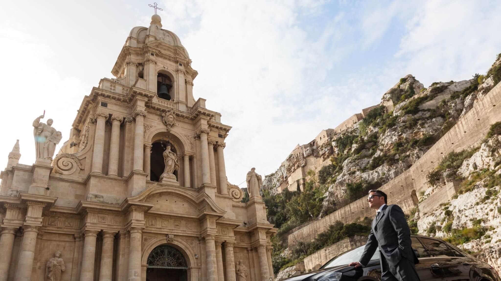 tour privato Val di Noto Sicilia